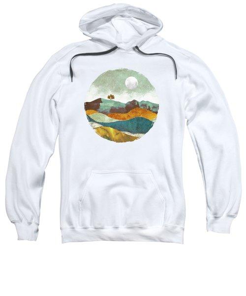 Night Fog Sweatshirt by Spacefrog Designs