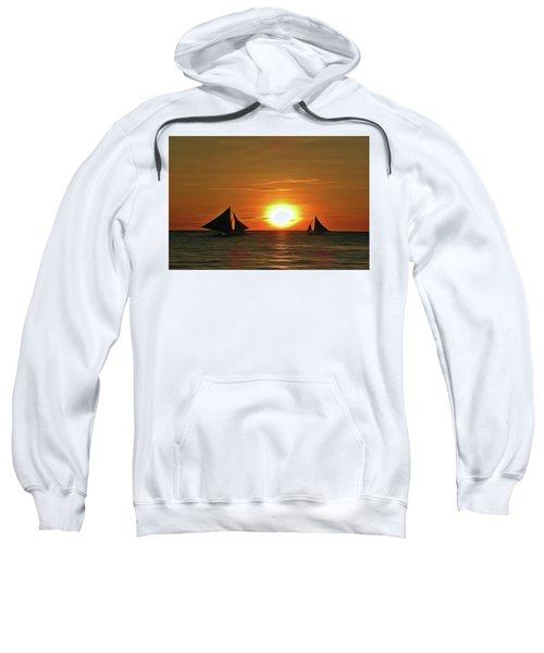 Night Sail Sweatshirt