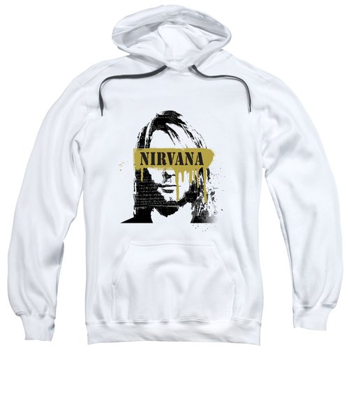 Nirvana Art Sweatshirt