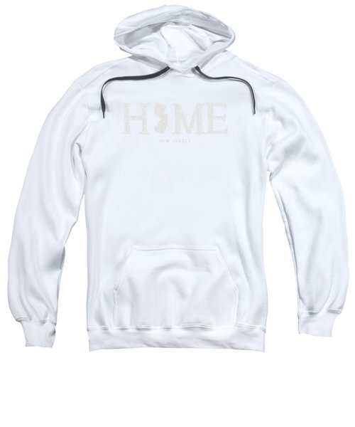 Nj Home Sweatshirt by Nancy Ingersoll