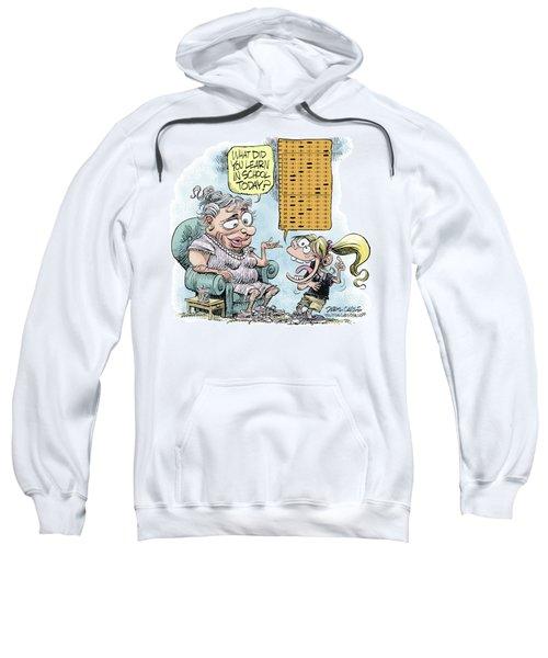 No Child Left Behind Testing Sweatshirt