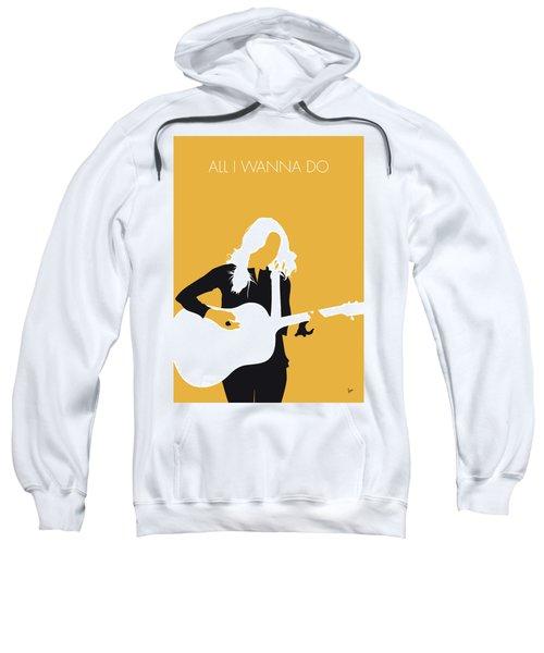 No074 My Sheryl Crow Minimal Music Poster Sweatshirt