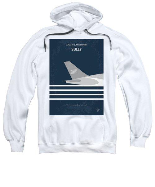 No754 My Sully Minimal Movie Poster Sweatshirt