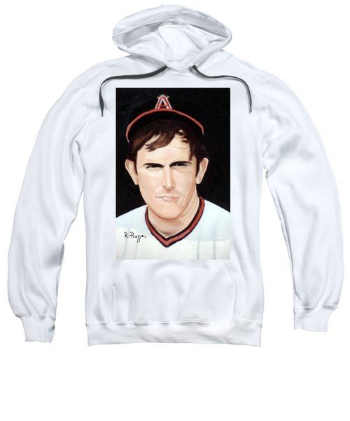 Nolan Ryan With The Angels Sweatshirt