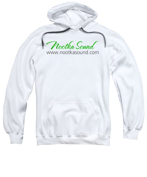 Nootka Sound Logo #10 Sweatshirt by Nootka Sound