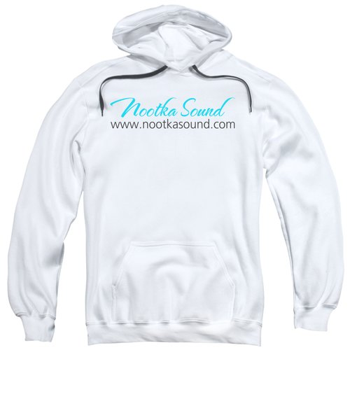 Nootka Sound Logo #11 Sweatshirt by Nootka Sound