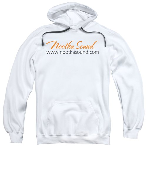 Nootka Sound Logo #12 Sweatshirt by Nootka Sound