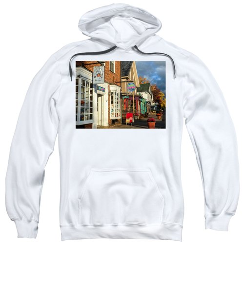 North Conway Village 2 Sweatshirt