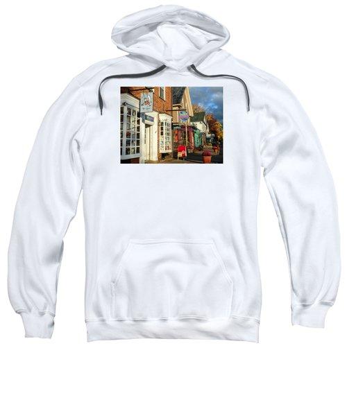North Conway Village 2 Sweatshirt