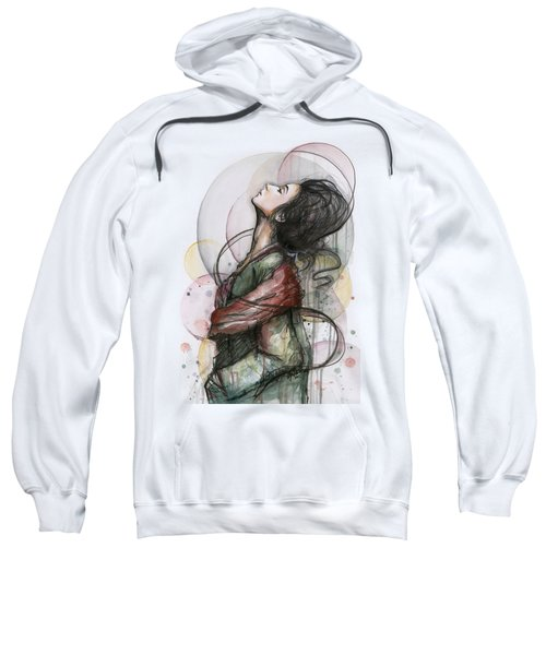 Beautiful Lady Sweatshirt