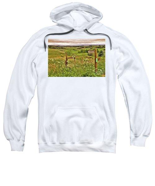Northumberland Landscape Sweatshirt