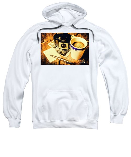 Notes Of Past Recollection Sweatshirt