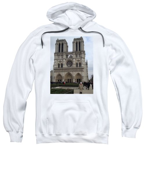 Notre Dame Sweatshirt by Roxy Rich