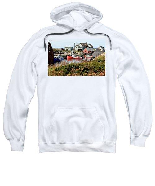 Nova Scotia Fishing Community Sweatshirt