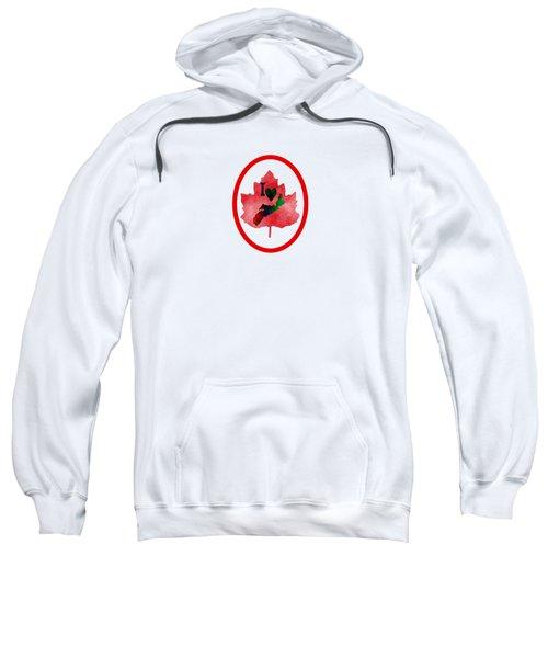 Nova Scotia Proud Sweatshirt by Kathleen Sartoris