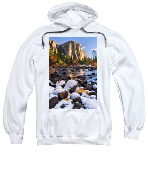 November Morning Sweatshirt by Anthony Michael Bonafede
