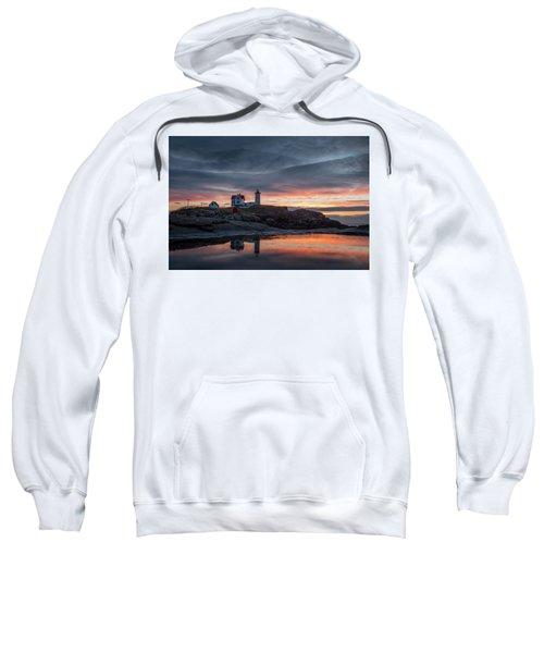 Nubble Sunrise Reflection Sweatshirt