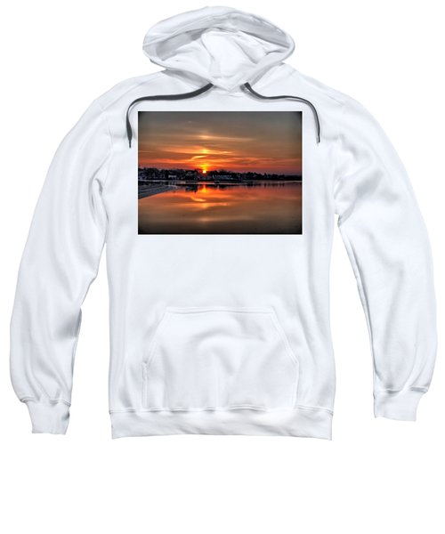 Nuclear Morning Sweatshirt