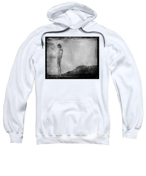 Nude On The Fence, Galisteo Sweatshirt