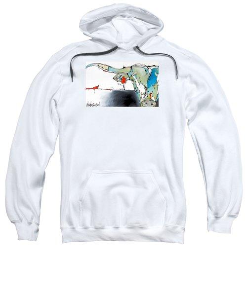 Number 17 Longhorn Steer Sweatshirt