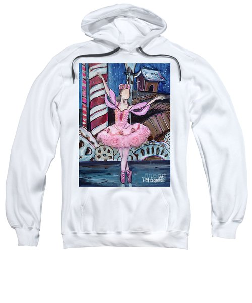 Nutcracker Sugar Plum Fairy Sweatshirt