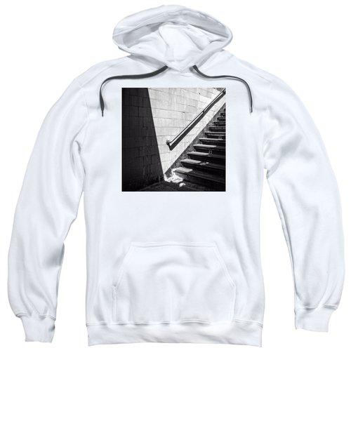Ny Subway Stairs Sweatshirt