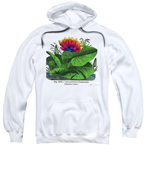 Nymphaea Sweatshirt