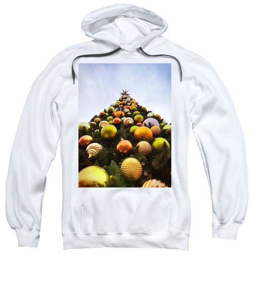 O Christmas Tree Sweatshirt