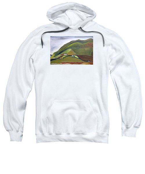 O Mountains That You Skip Sweatshirt
