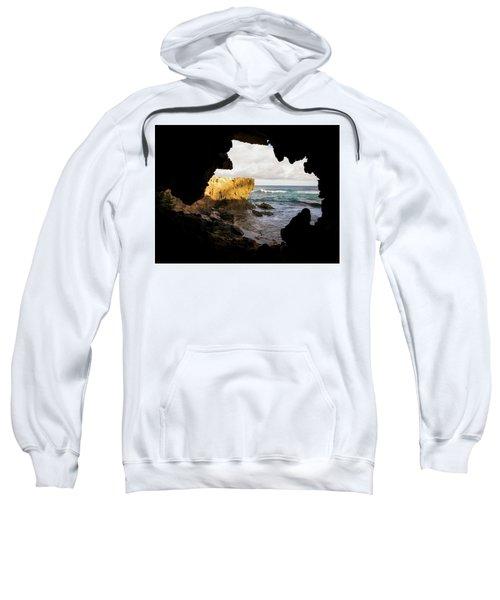 Oceanfront Cave Sweatshirt