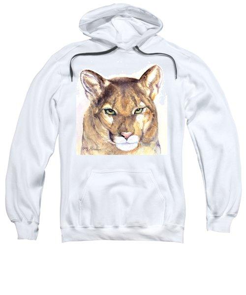 October Lion Sweatshirt