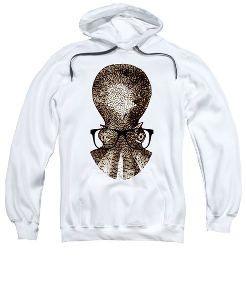 Octopus Head Sweatshirt