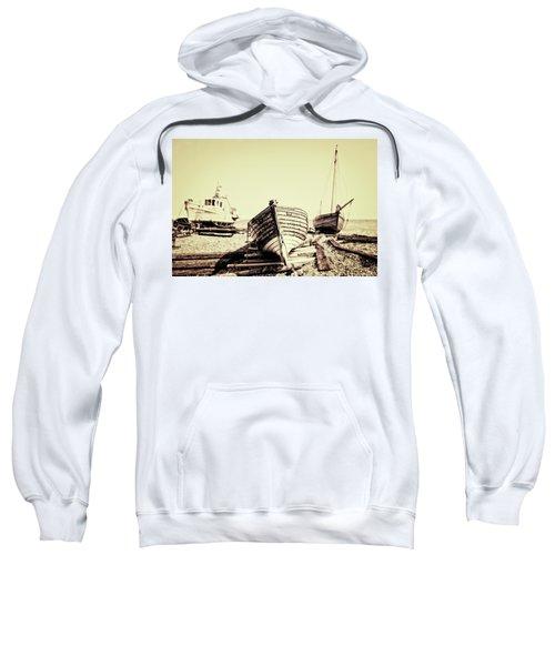 Of Different Eras Sweatshirt