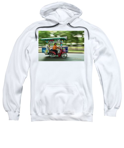 Off To Work Sweatshirt