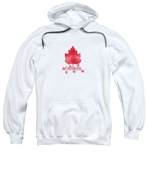 Oh Canada Sweatshirt