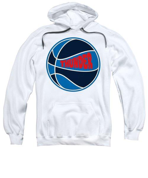 Oklahoma City Thunder Retro Shirt Sweatshirt