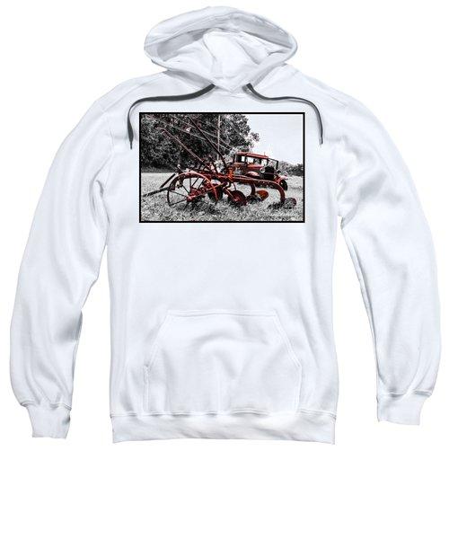 Old And  Rusty Sweatshirt