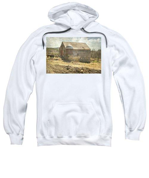 Old Barn Still Standing  Sweatshirt