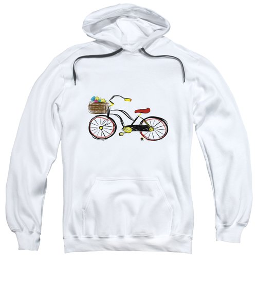 Old Bicycle Sweatshirt