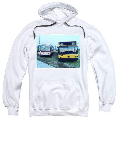#old #bus #museum #oldcarfest2016 Sweatshirt