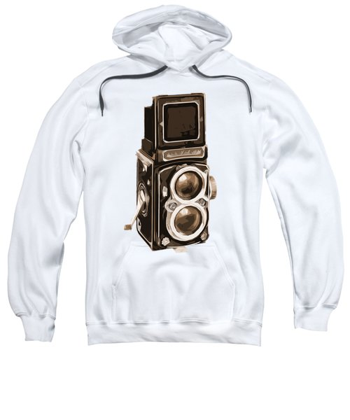 Old Camera Tee Sweatshirt