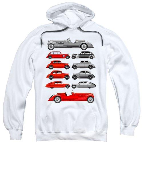Old Cars Sweatshirt