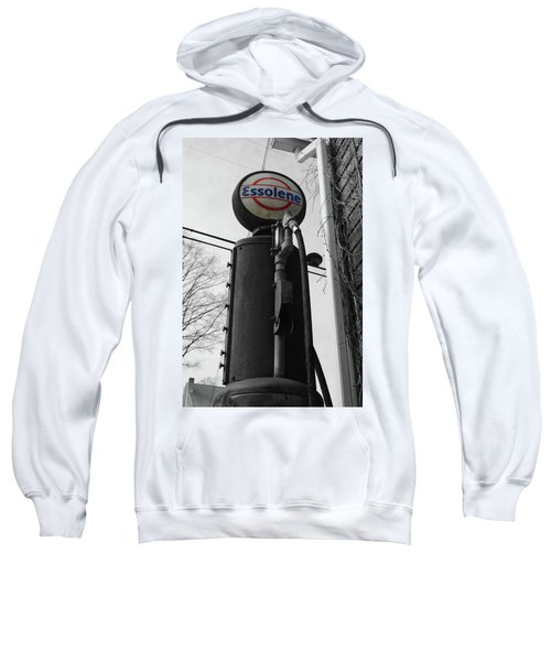 Old Essolene Pump Sweatshirt