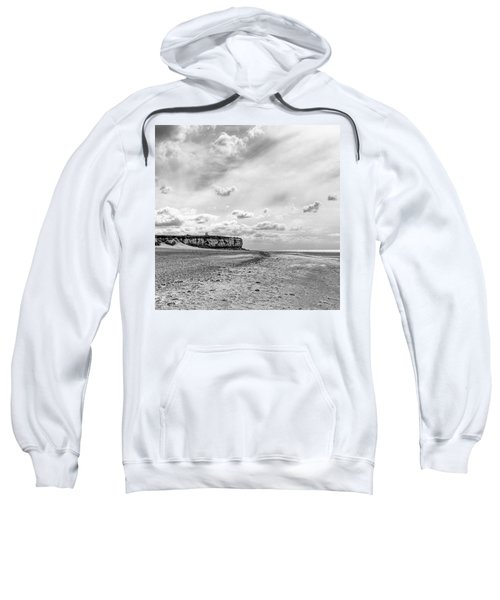 Old Hunstanton Beach, Norfolk Sweatshirt