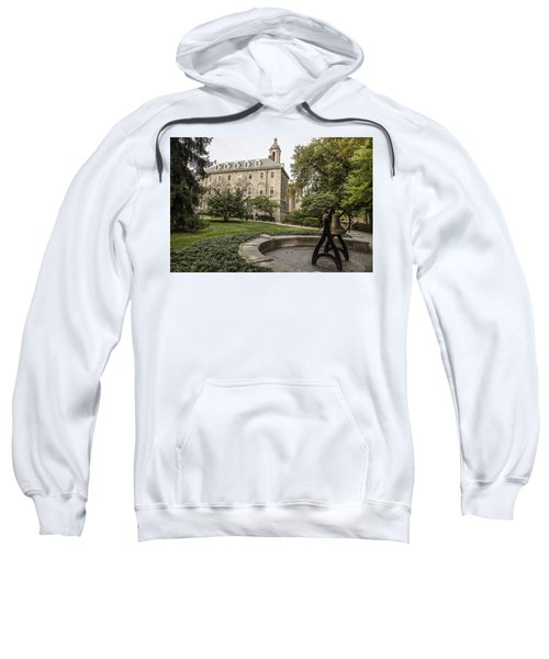 Old Main Penn State Bell  Sweatshirt
