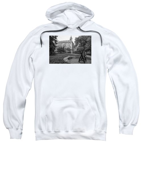 Old Main Penn State University  Sweatshirt by John McGraw