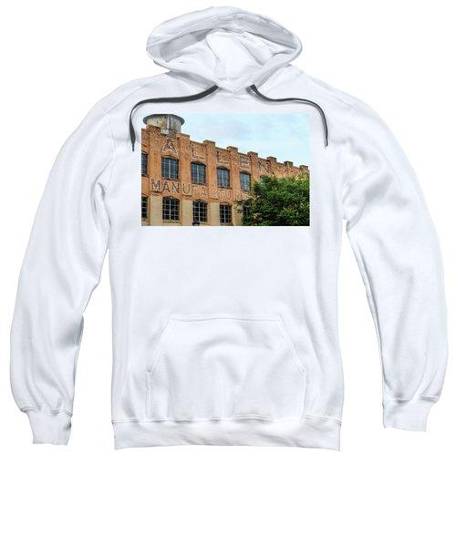 Old Mill Building In Buford Sweatshirt