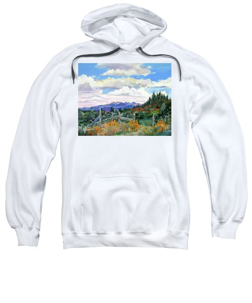 Old North Fence-in Colorado Sweatshirt