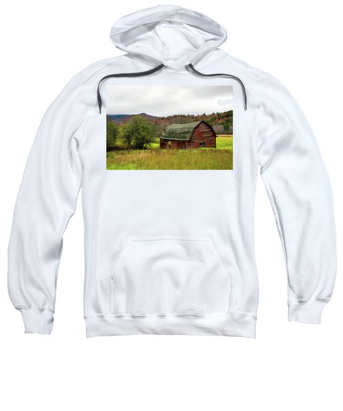 Old Red Adirondack Barn Sweatshirt