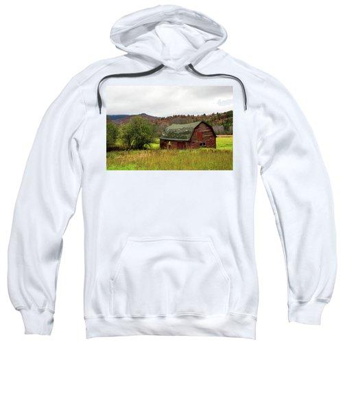 Old Red Adirondack Barn Sweatshirt
